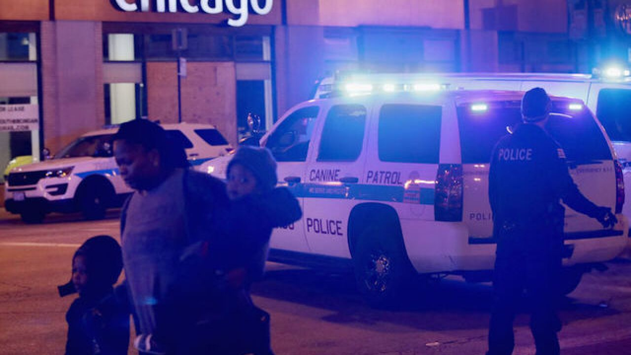 Chicago Mercy Hospital shooting: Suspect was in relationship with one of the victims, police say