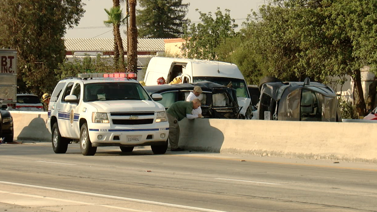 Fatal Accident, Highway 99, July 12, 2021