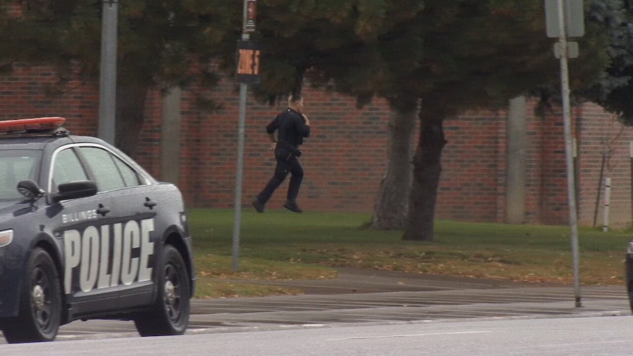 Billings police respond to recent rash of school lockdowns
