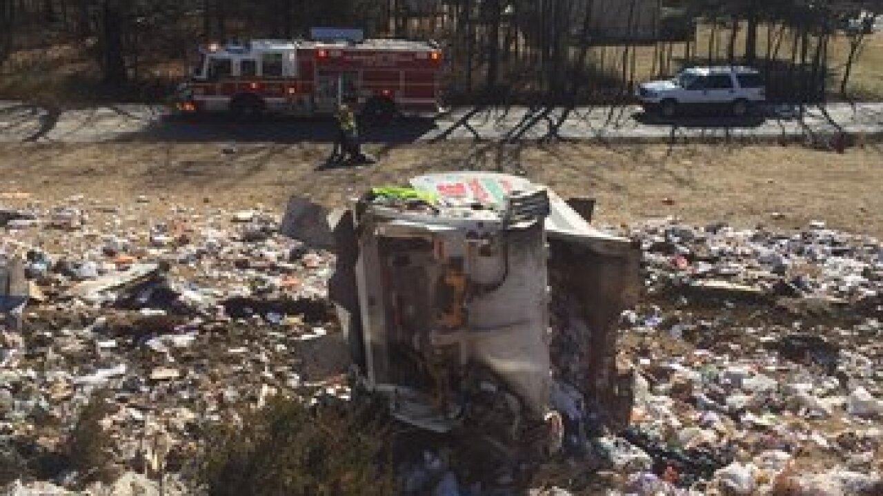 Nebraska congressmen on train that hit truck