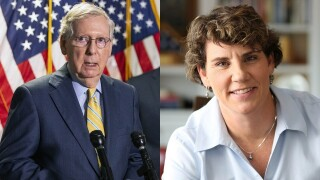 McGrath ups the ante, challenges McConnell to 3 debates in different regions of Kentucky