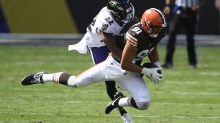 Browns Ravens Football