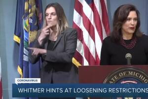 Gov. Whitmer to testify in congressional hearing, introduces Michigan Workforce Development Board