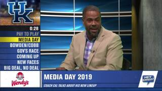 Chip Cosby on Hey Kentucky! 10-02-19