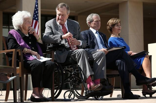 Photos: Remembering former First Lady Barbara Bush