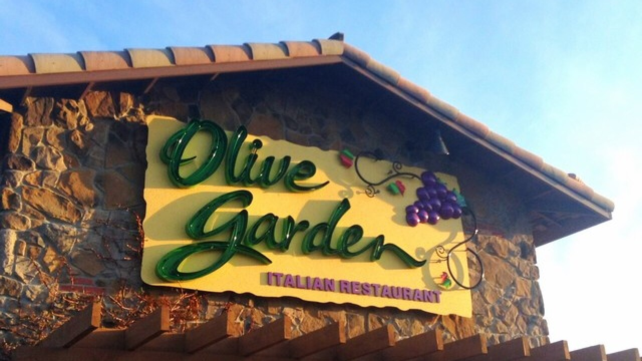 Olive Garden: Tips for saving money