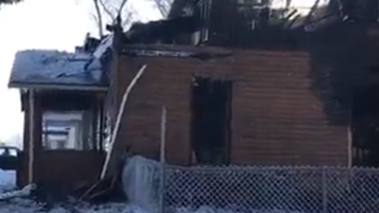 Council Bluffs House Fire