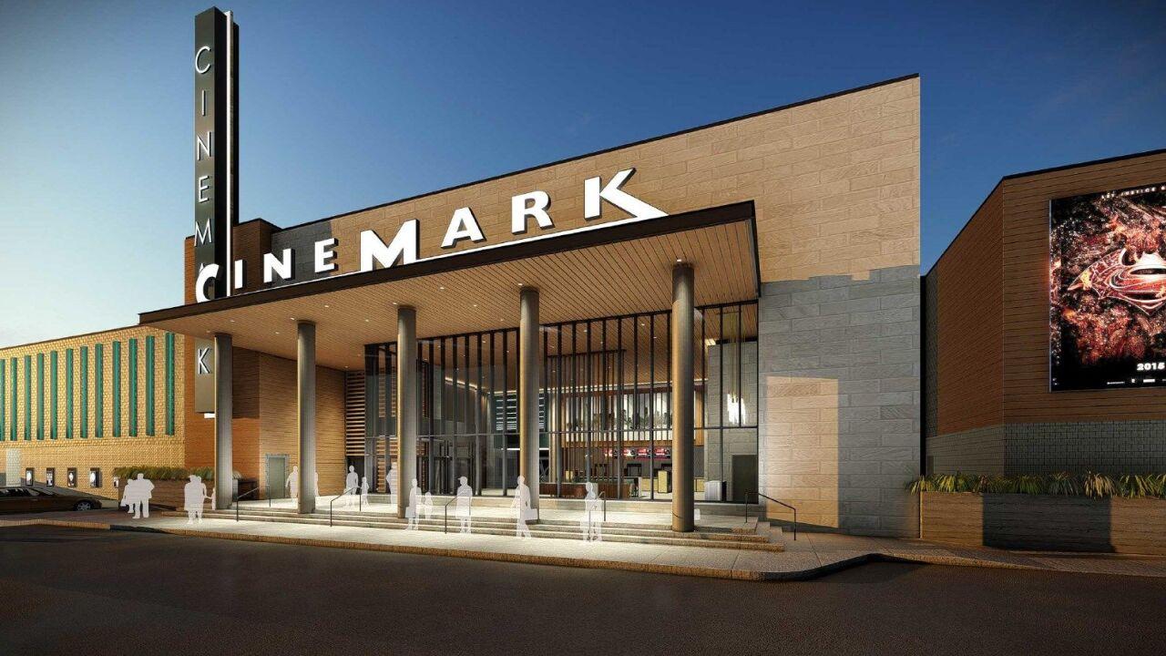 Cinemark to open new luxury, 14-screen theater in Waco