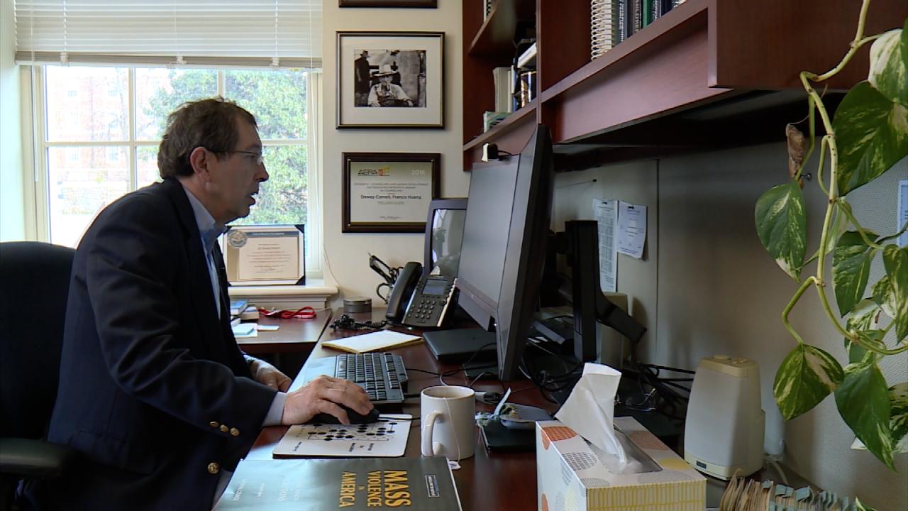 Dr. Dewey Cornell, Forensic Psychologist