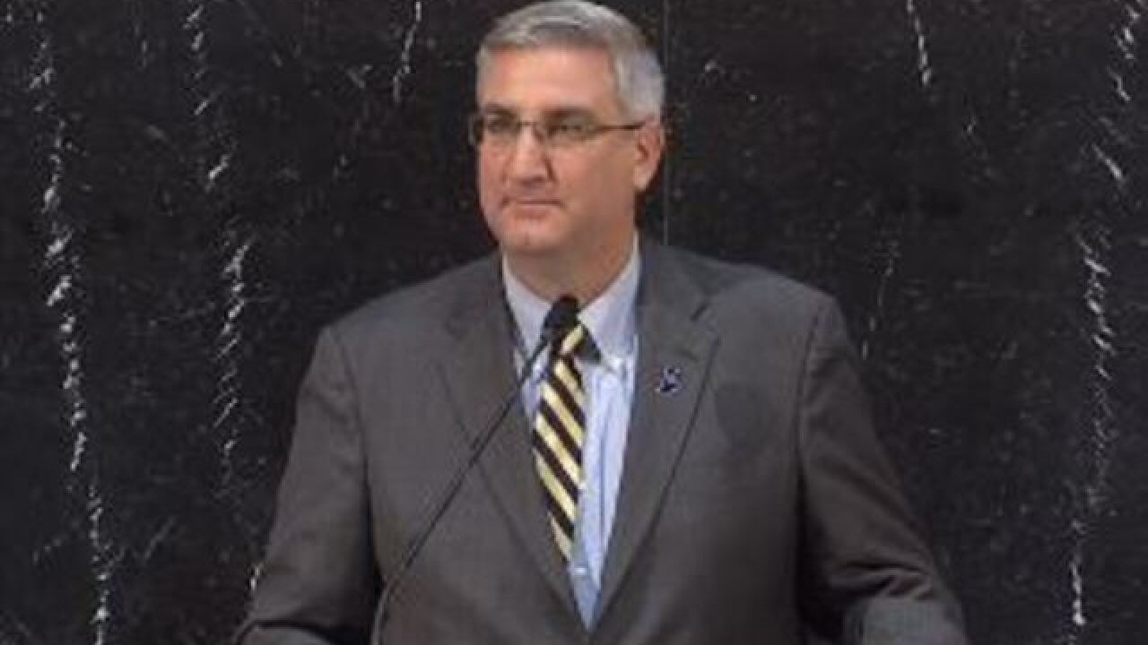 Holcomb 'not focused on' National Guard proposal