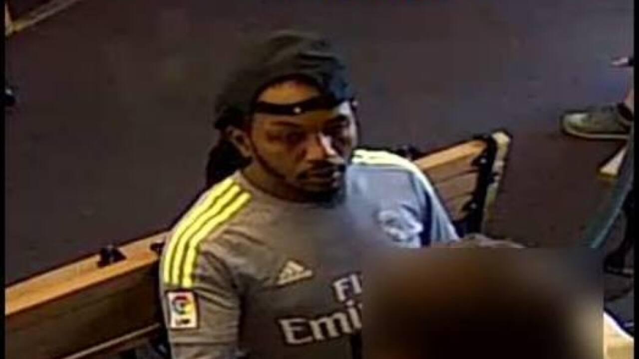 Do you know who this man is? Police need your help identifying possible scammer
