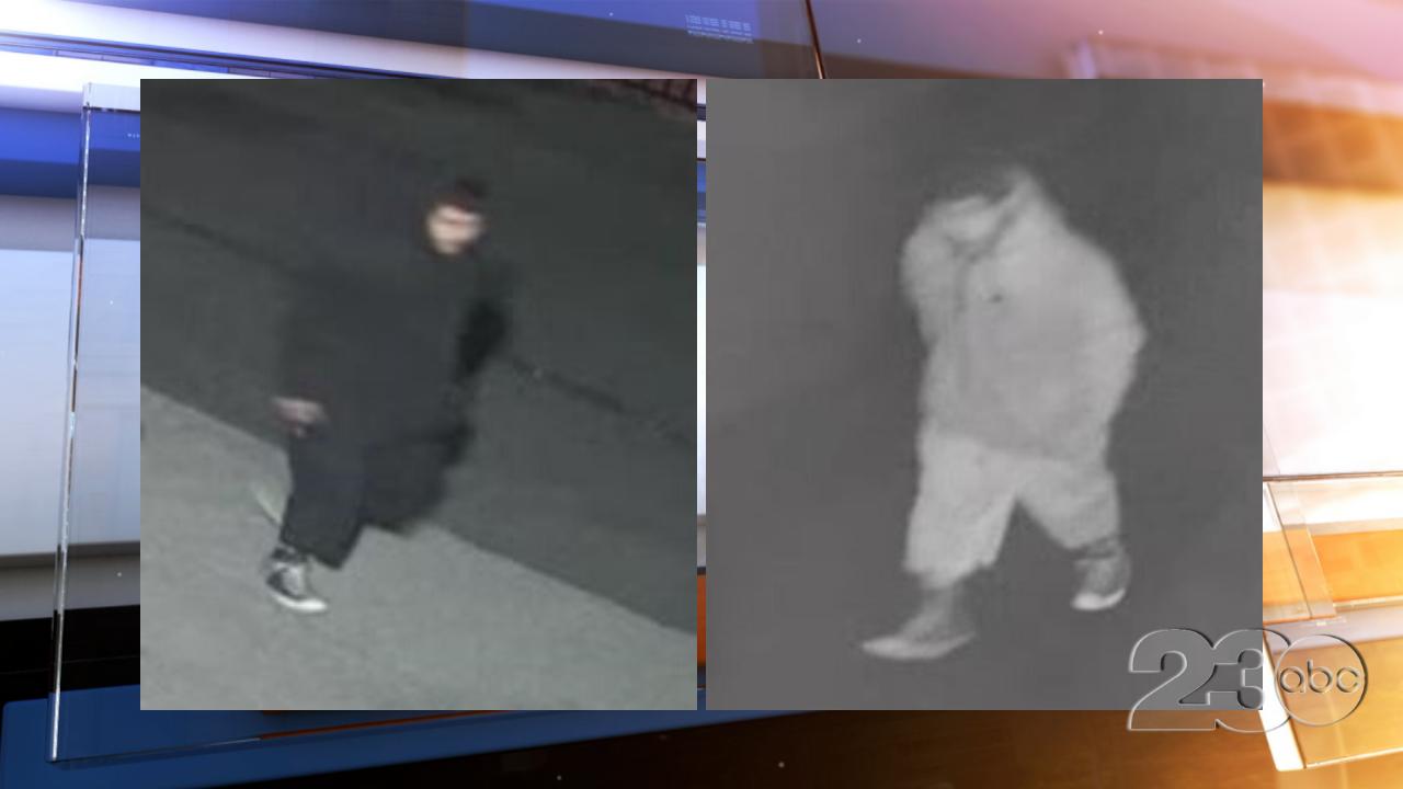 Burglary Suspects