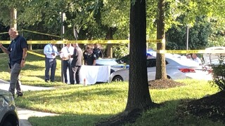 Baltimore County Police investigating shooting in Owings Mills Thursday