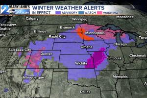 Millions Bracing for Major Winter Weather