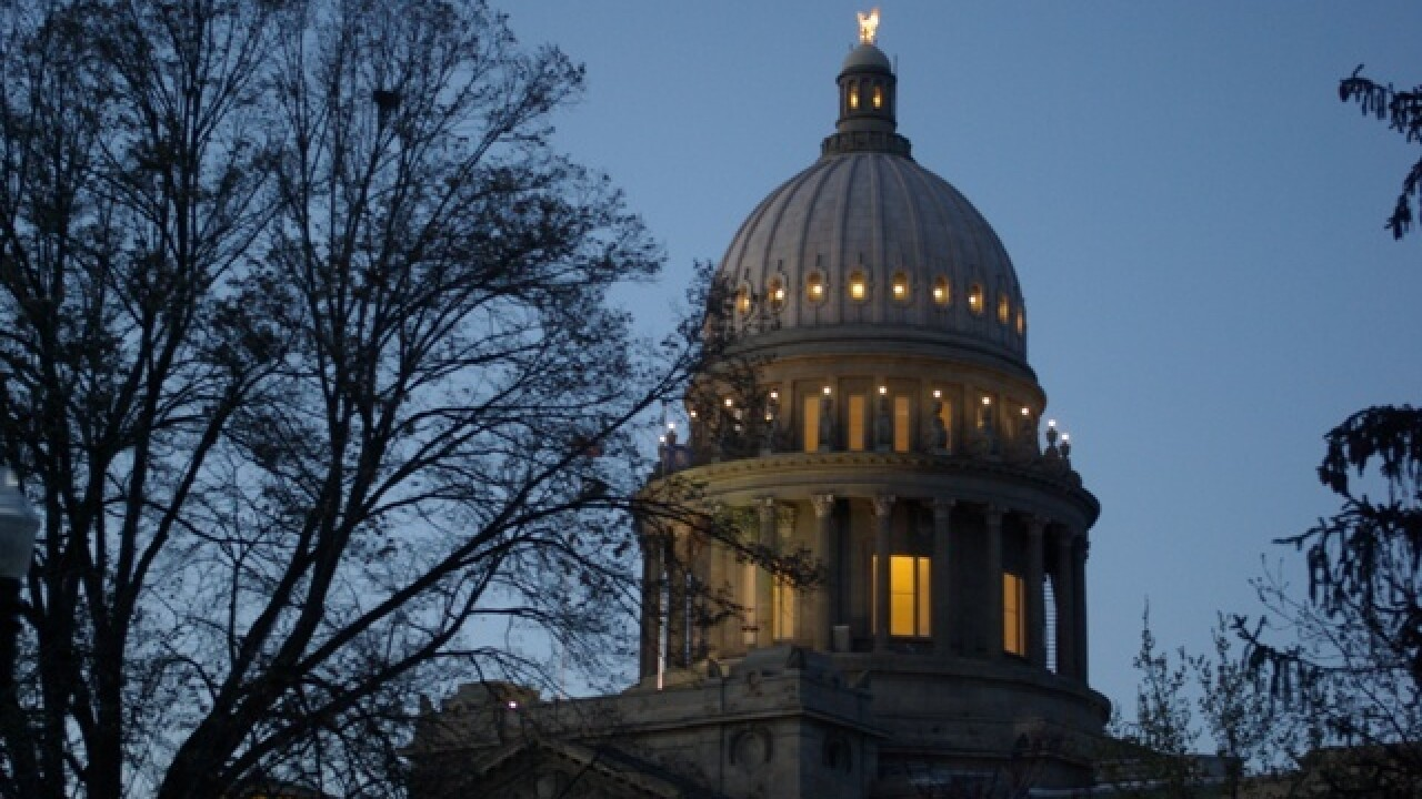 Idaho won't display rainbow lights on Capitol for LGBT event