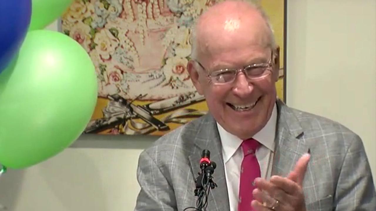 Tampa Bay philanthropist David Straz dies