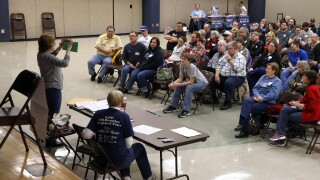 Iowa caucuses to be held in Arizona for those away from home
