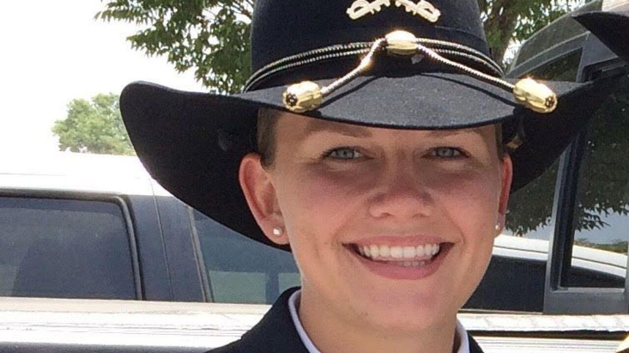 Second Lieutenant Jenna Schaack