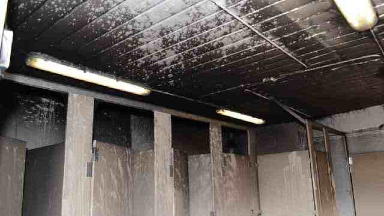Teen admits to setting park pavilion on fire