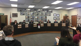 Sweetwater district meeting