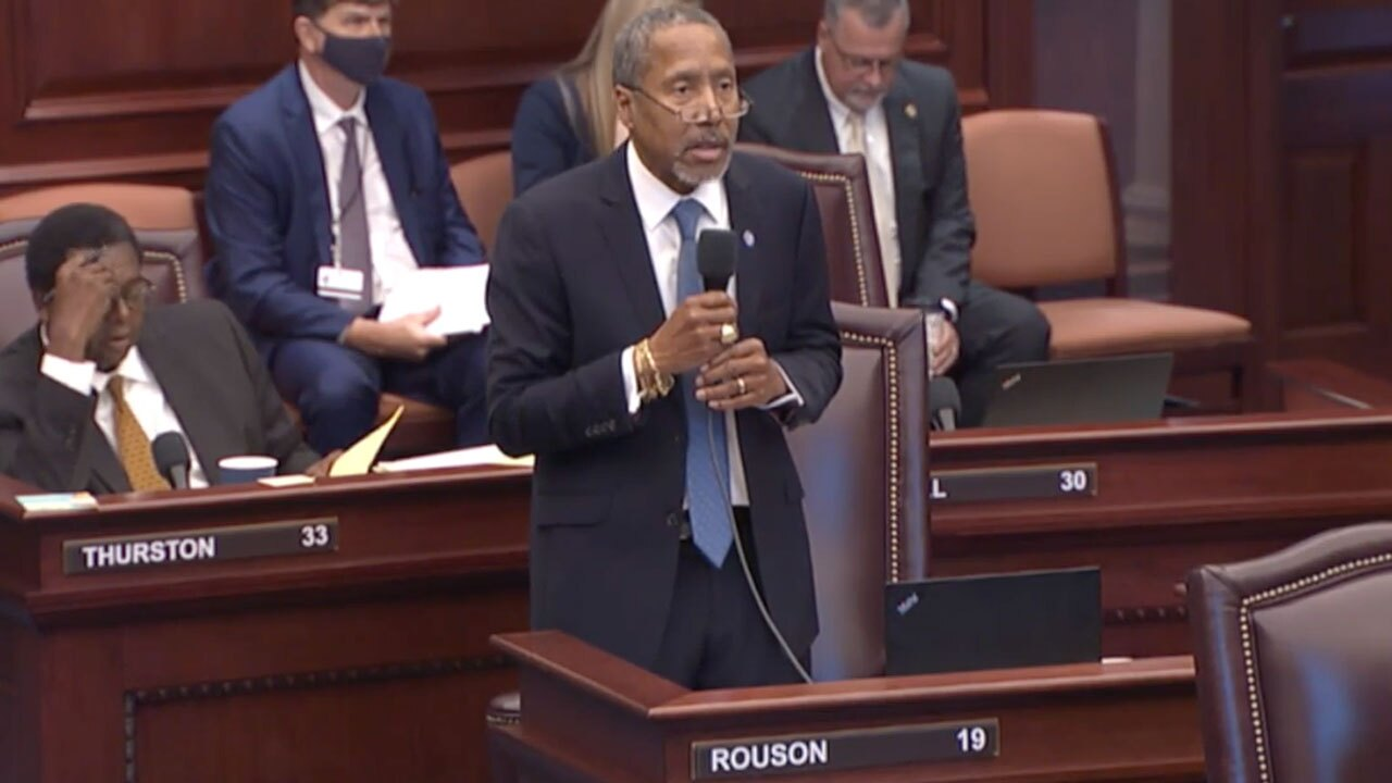 State Sen. Darryl Rouson