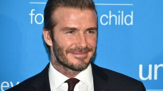 David Beckham unveils Miami MLS team