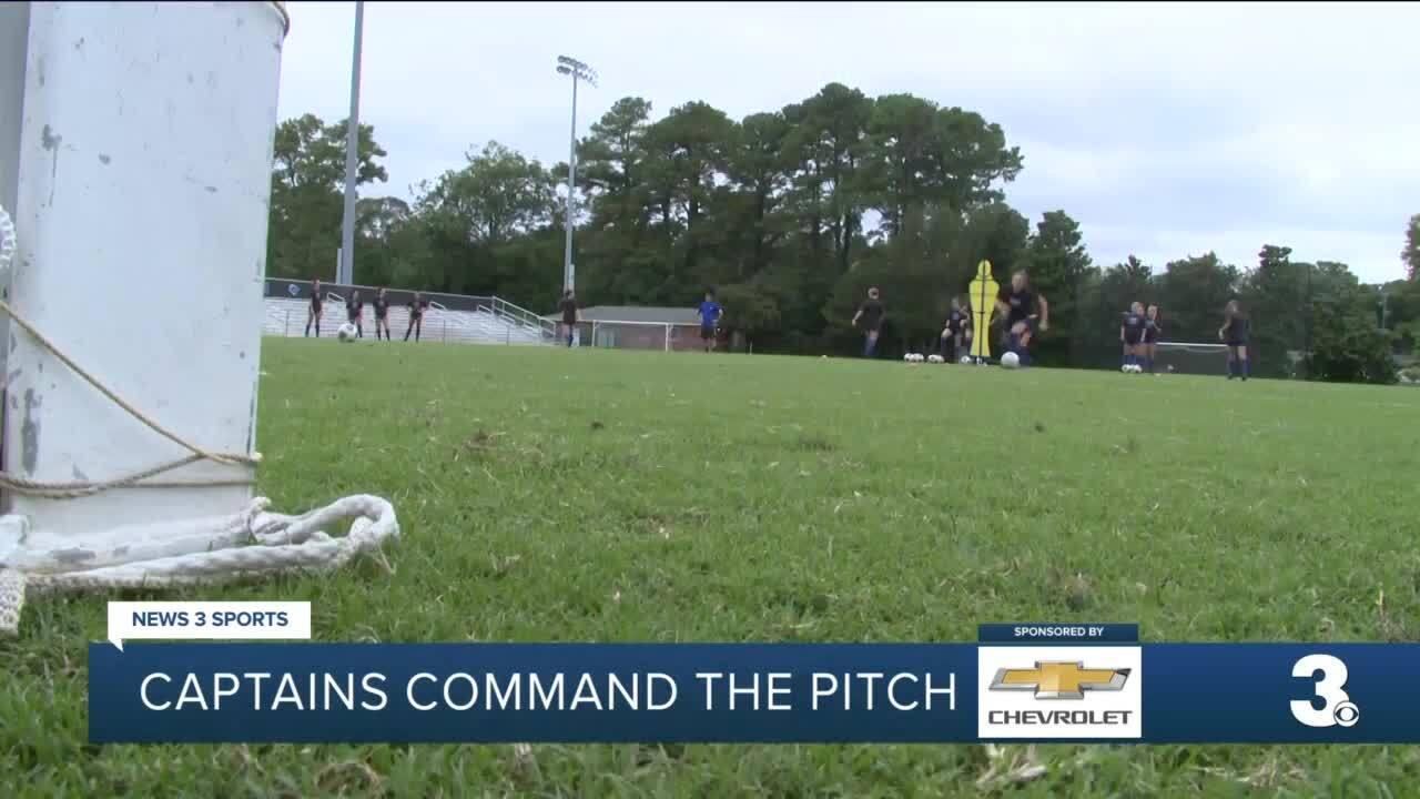 Christopher Newport women's soccer