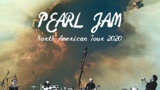 Pearl Jam North American Tour 2020