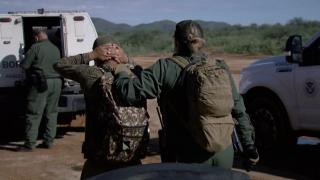 Border arrests