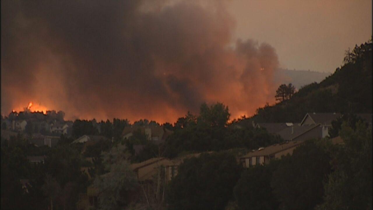 CSFD actively addressing wildfire risks in neighborhoods