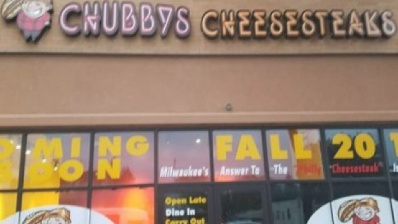 Chubby's Cheesesteaks drive-thru to reopen after armed robbery