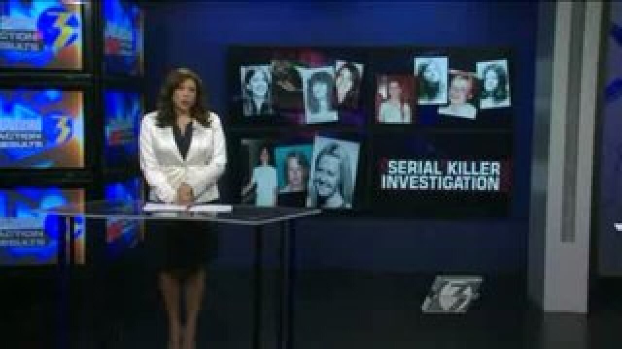 Searching for a serial killer in Virginia Beach, Part2