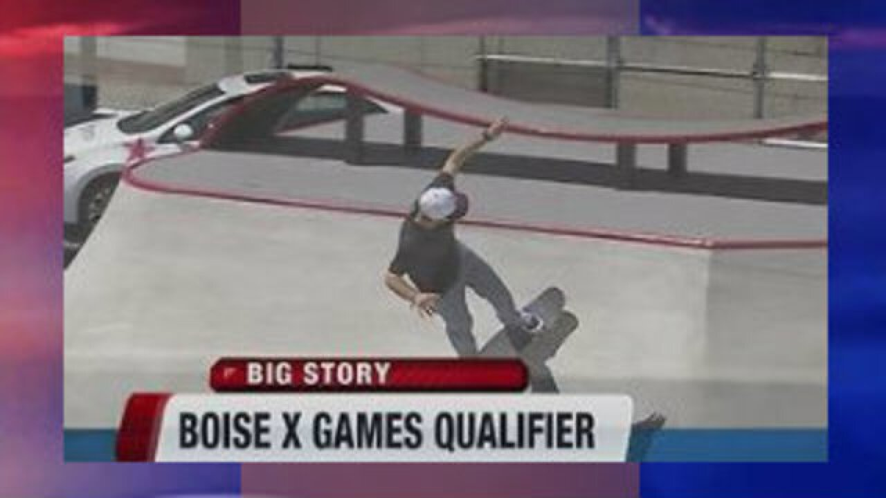 The X Games to return to Boise in June