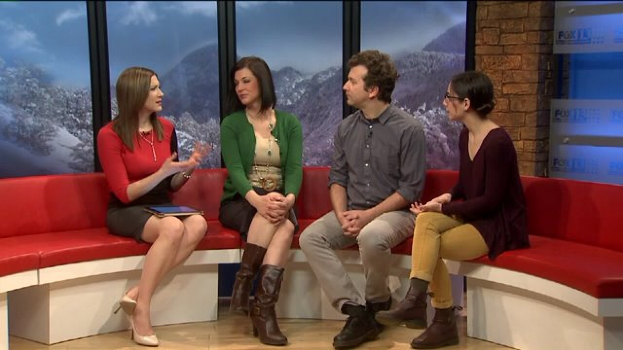 Dance company talks about upcoming show at Capitol Theatre