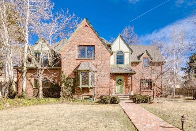 GALLERY: Tudor-style home in Denver's Hilltop neighborhood listed for $2.25M