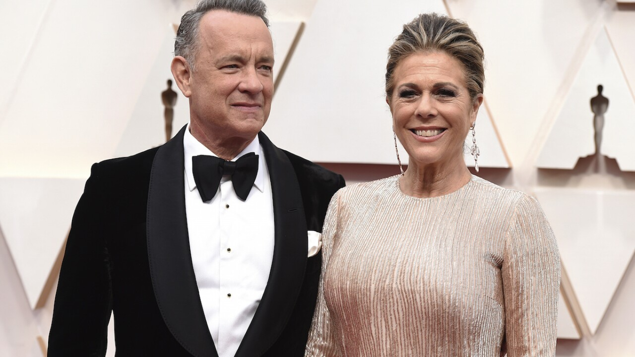 Tom Hanks, wife Rita Wilson to donate blood to be possibly used in COVID-19 vaccine