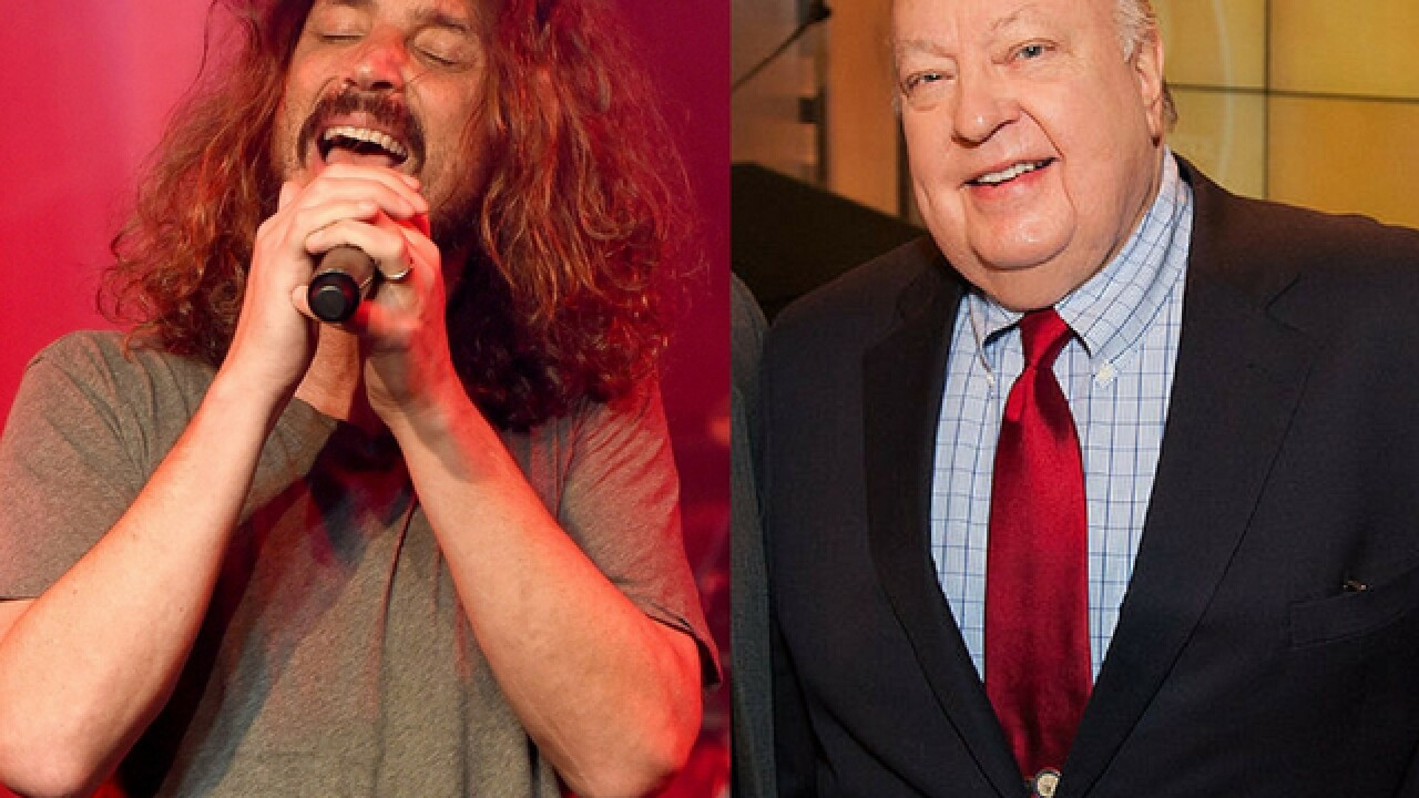 Photo gallery: Roger Ailes, Chris Cornell and other celebrities who died this year