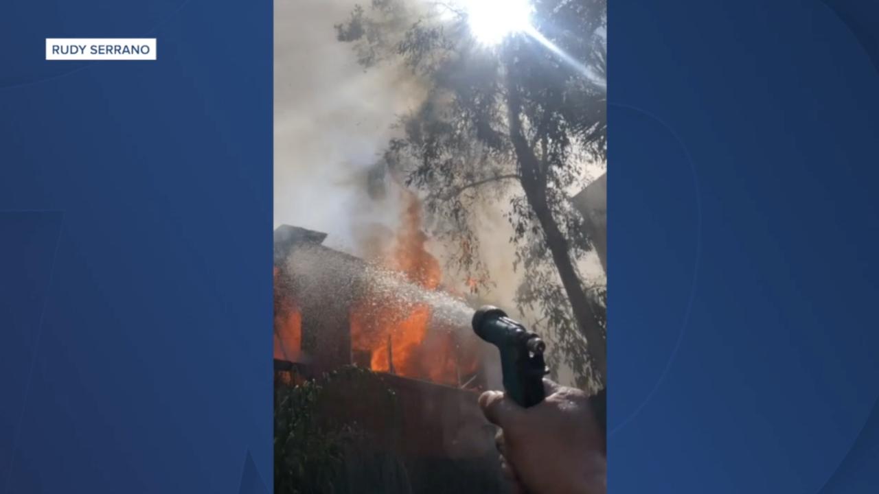 South park home fire