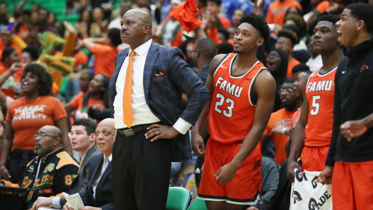 39574835d863 FAMU men s basketball team