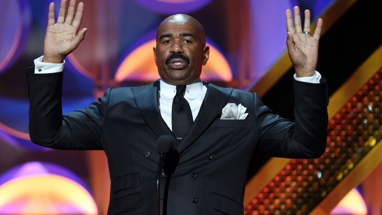 Steve Harvey apologizes for racially-charged jokes