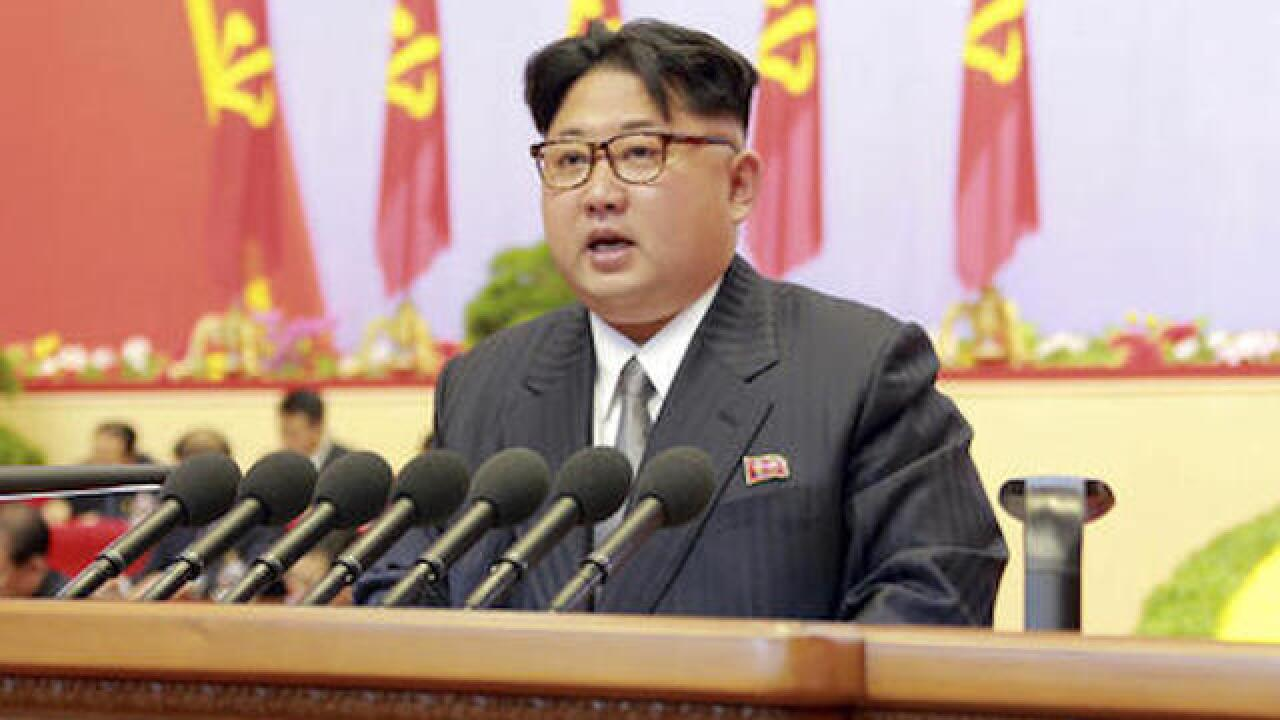 Kim Jong Un named chairman of North Korea