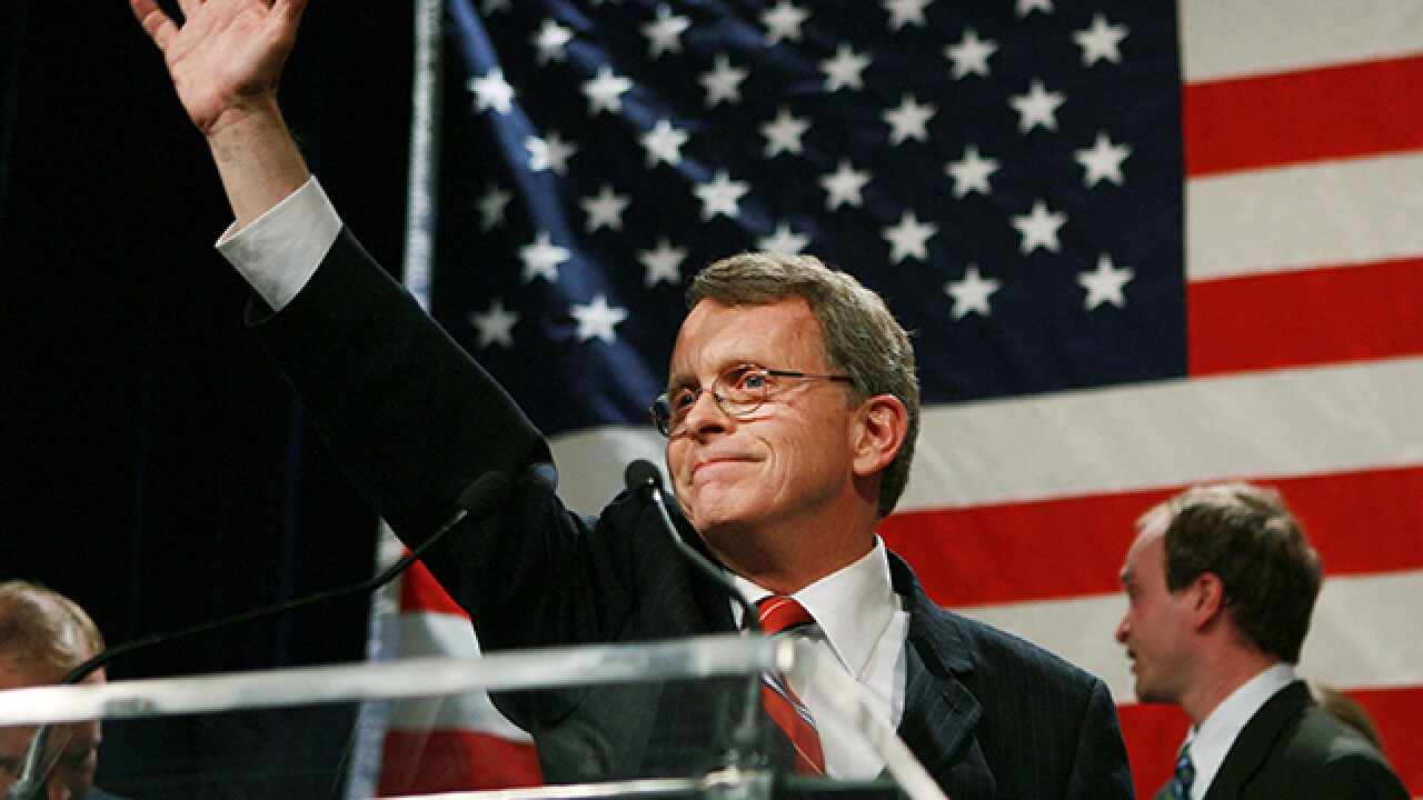 Attorney General Mike DeWine wins Republicans' Ohio governor primary
