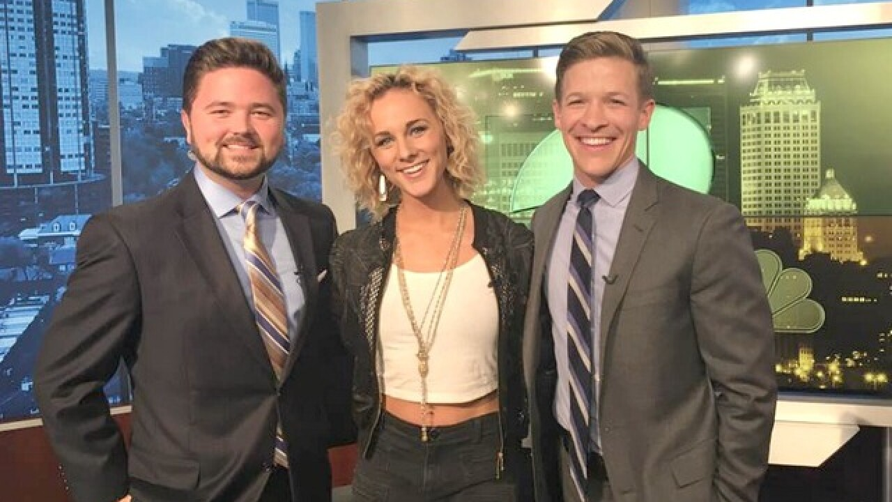 Former 'Voice' contestant Adley Stump discusses her success since the show