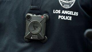 LAPD Body Cam