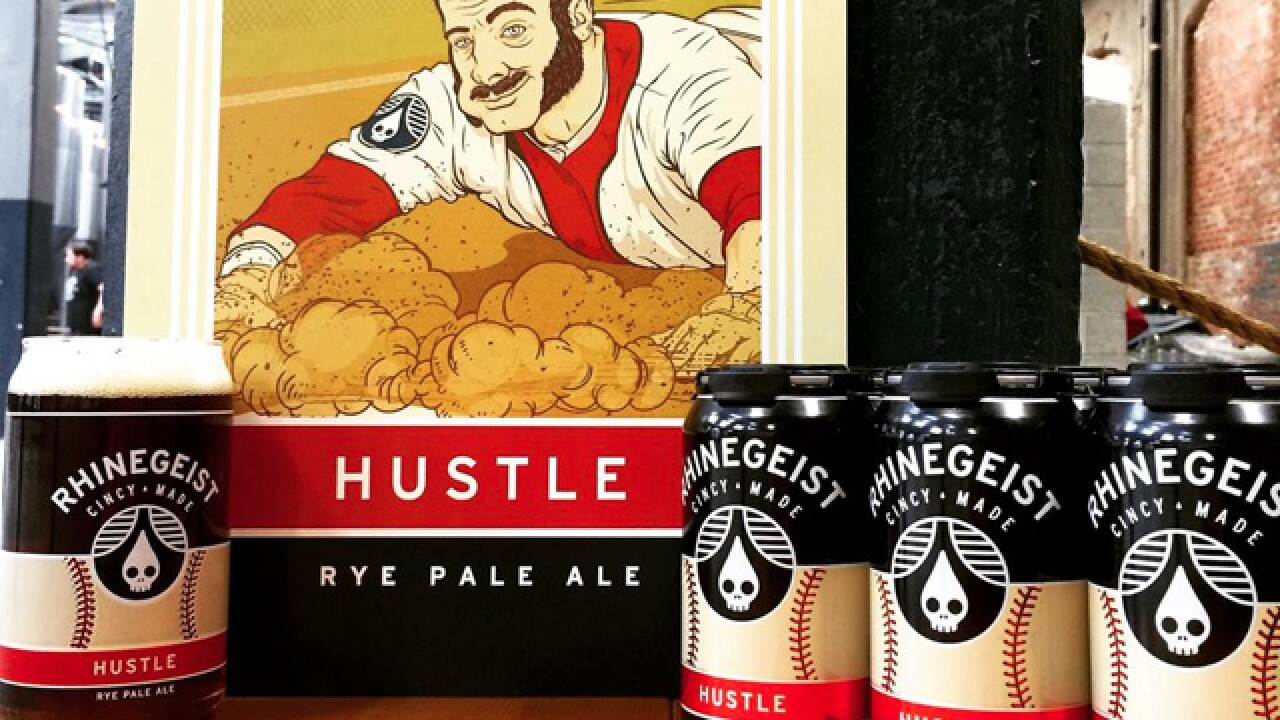 Opening Day brings slew of baseball-themed beers