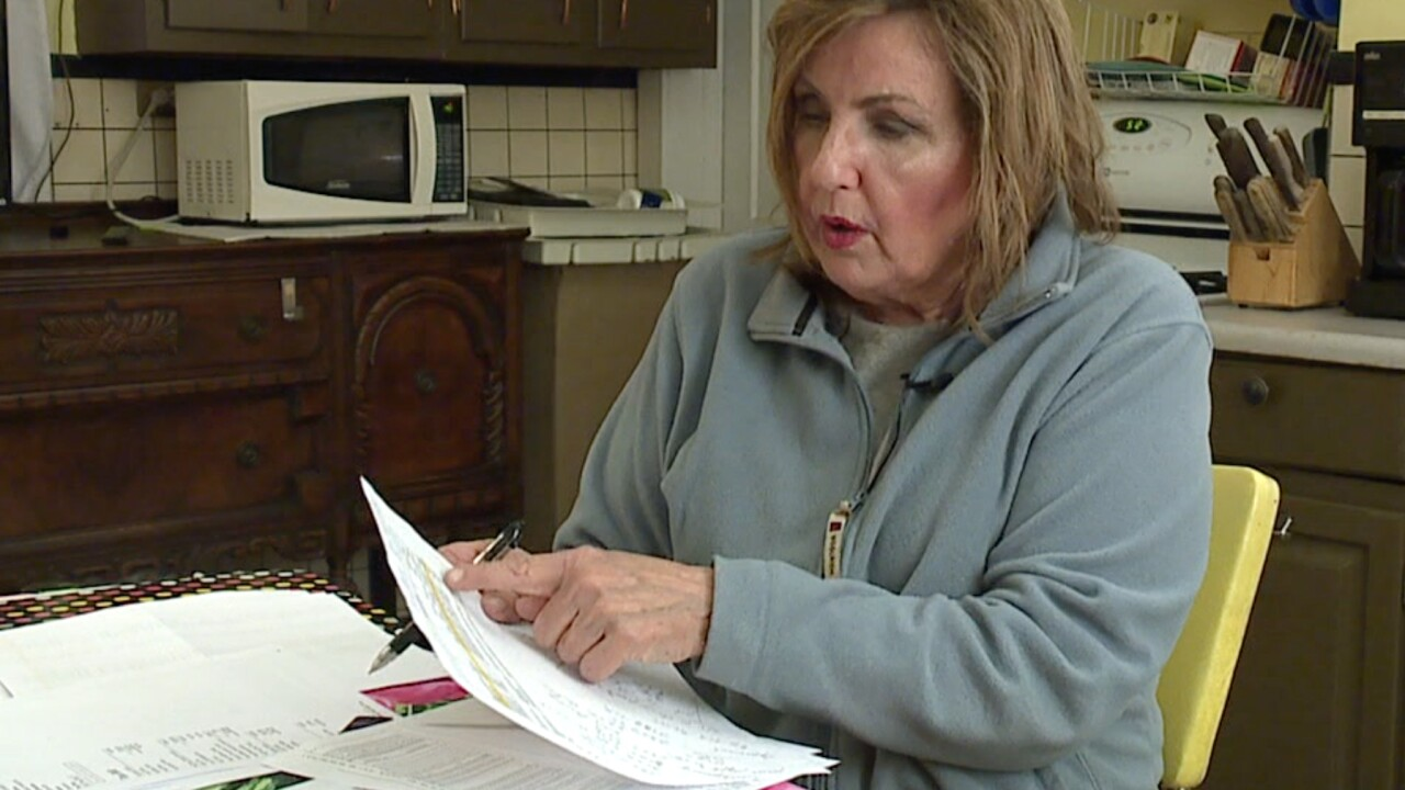 Cuyahoga County residents upset with new property tax bills on-line and in the mail