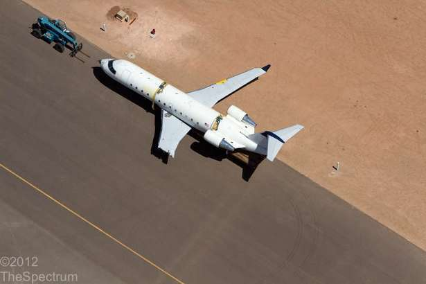 Photos: Fugitive attempts to steal plane, commitssuicide