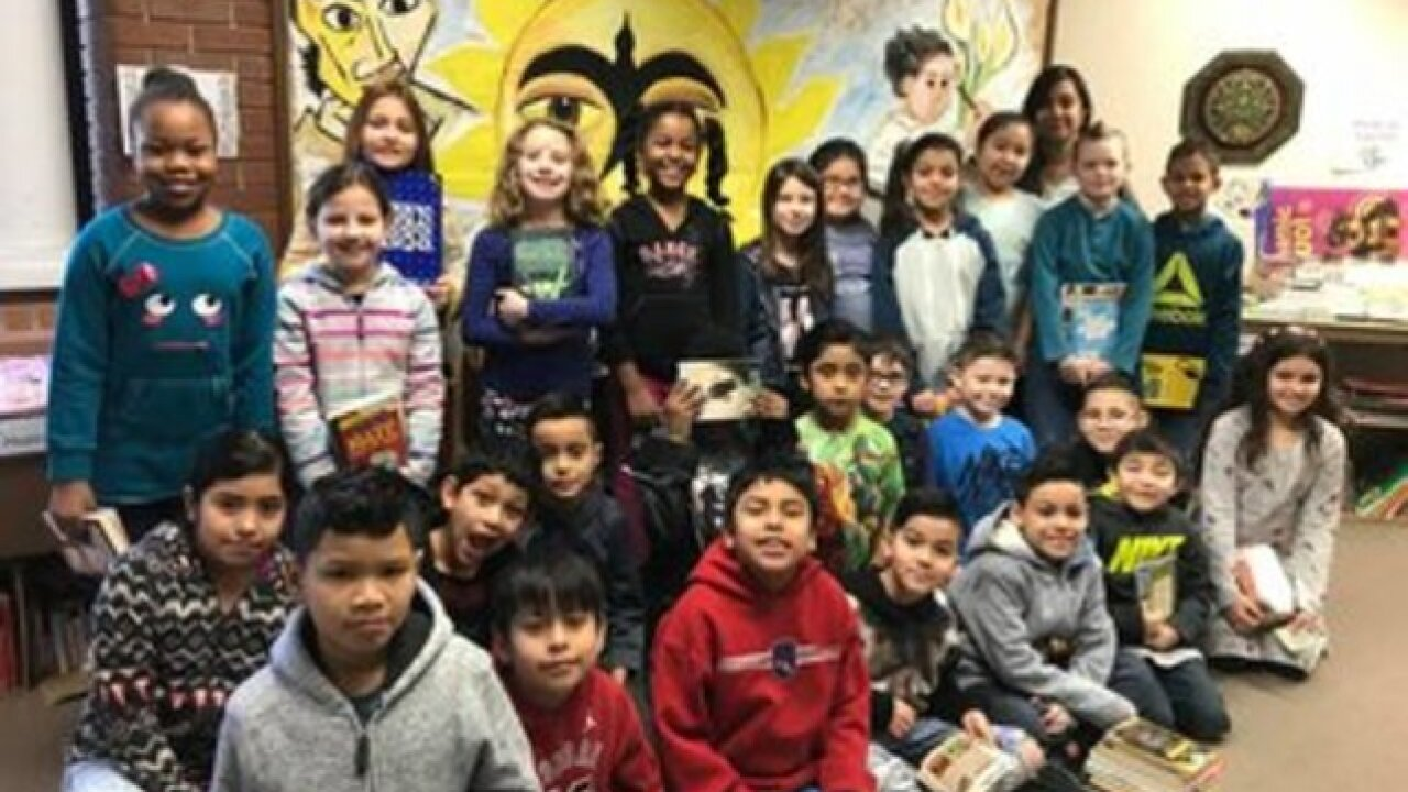Lawrence Township Schools recognized for K-12 dual-language teaching program