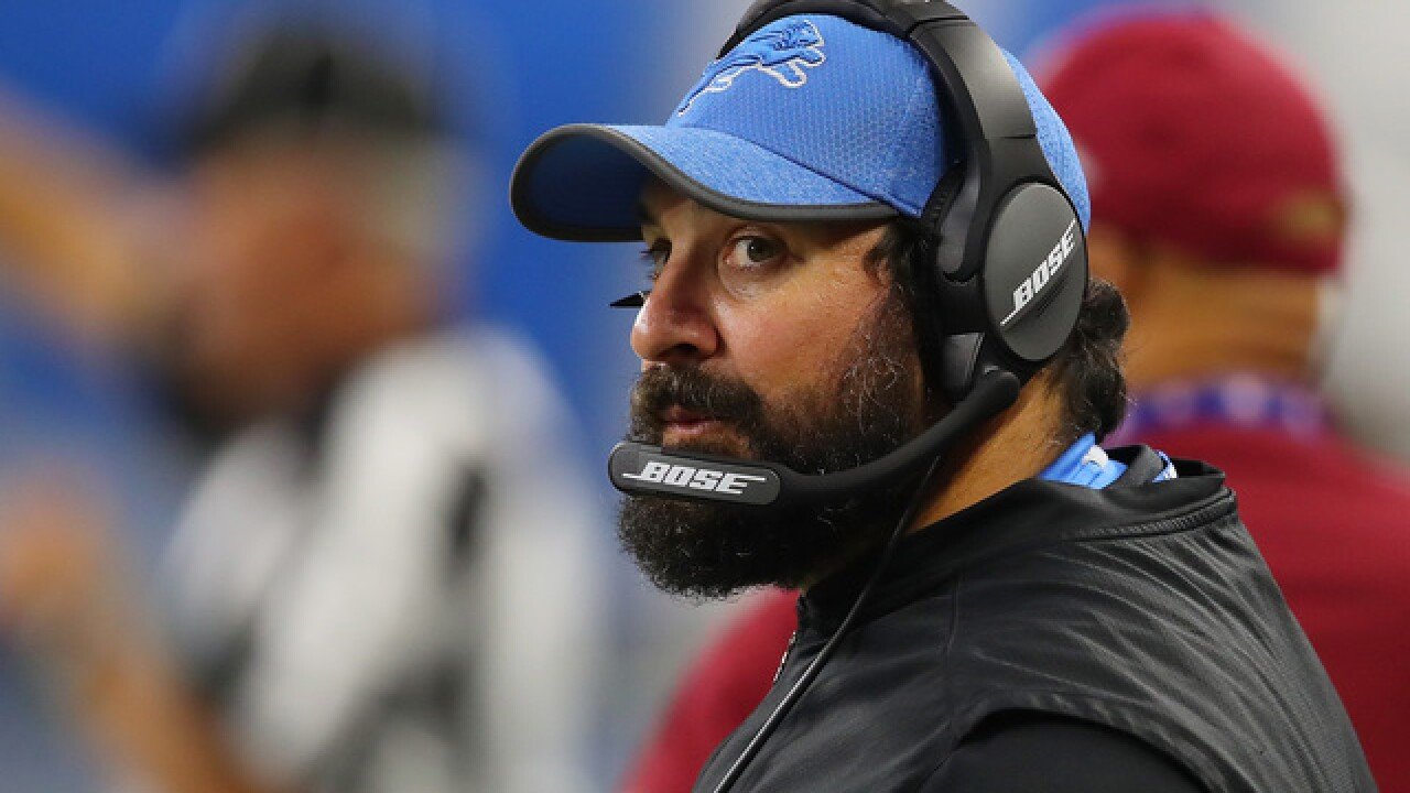 Lions complete preseason with ugly loss to Browns