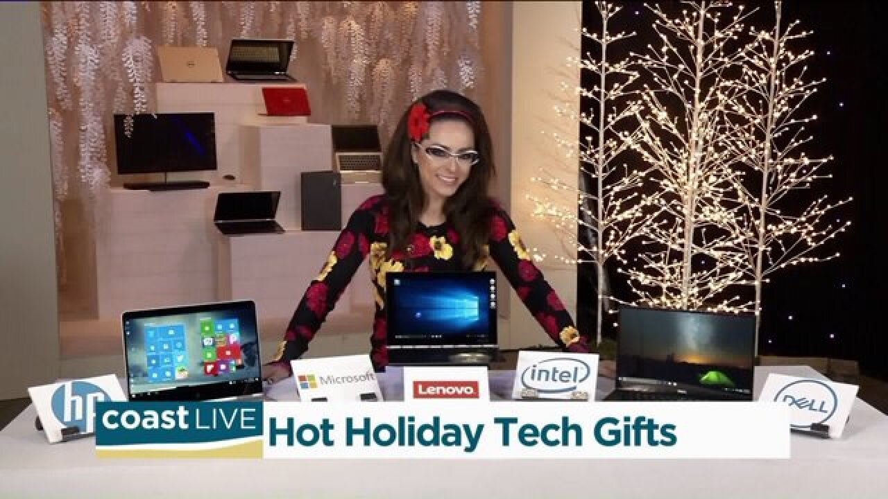 A look at what's hot in tech for the holidays on Coast Live